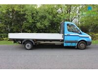Vans, Tippers, Flatbeds, Lutons, Minibuses Purchased High or low miles