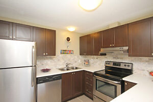 Newly renovated kitchen & bathroom! Townhouse for rent!