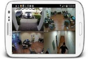 SECURITY CAMERA WATCH ONLINE ON CELL PHONE SETUP etc