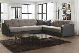 BRAND NEW FUTURO SOFABED ON CLEARANCE SALE