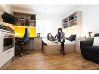 Accommodation for students and young professionals.