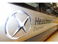 Heathrow Express Return Ticket for 2 People (Central London <-> Heathrow and Heathrow <-> London)