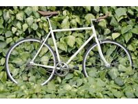 Brand new Hackney Club single speed fixed gear fixie bike/ road bike/ bicycles + 1year warranty qt77