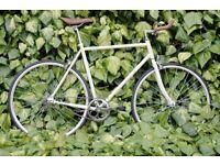 Brand new Hackney Club single speed fixed gear fixie bike/road bike/ bicycles w8000