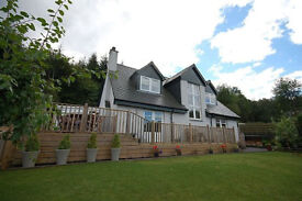Desirable detached 3 bed house near Inverness