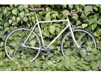 Brand new Hackney Club single speed fixed gear fixie bike/ road bike/ bicycles + 1year warranty ss6