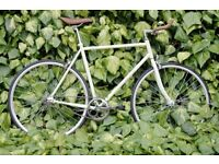 Brand new Hackney Classic single speed fixed gear fixie bike/road bike/ bicycles 9iij77