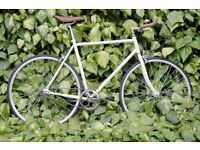 Brand new Hackney Club single speed fixed gear fixie bike/ road bike/ bicycles + 1year warranty 11u