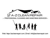 Professional end of tenancy cleaning - AZ Clean Repair - Professional cleaning and handyman services
