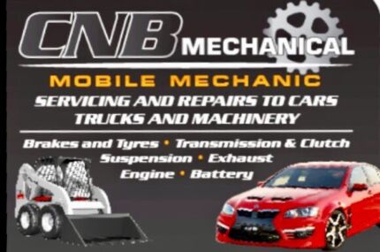Mobile mechanic or inshop