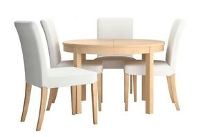 Used Ikea Dining Room Chairs - set of 6