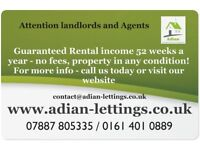 Attention Landlords.. looking for 3 to 4 bedroom houses to rent