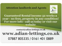 Attention Landlords.. looking for 3 to 4 bedroom houses to rent in your area