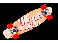 Mindless Daily 24/7 LIKE NEW cruiser shortboard skateboard penny pennyboard, short longboard