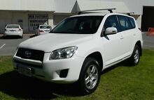 '11 Toyota RAV4 Auto Wagon with NO DEPOSIT FINANCE!* O'Connor Fremantle Area Preview