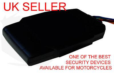 Motorcycle Silent Alarm GPS tracker. No contract. Yamaha R1,R6, MT07