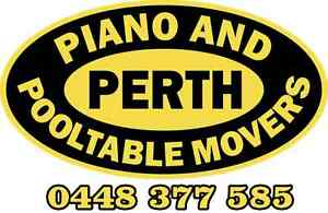 Perth Piano And Pool Table Movers Perth Perth City Area Preview