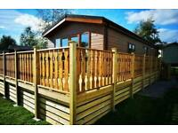 Lodge For Sale South Lake District North West Coast Log Cabin Cottage Static
