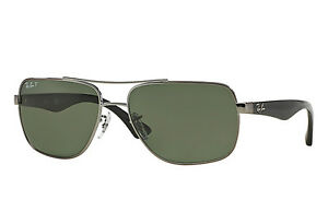 Ray Bans - RB3483 004/5860 16 3P Sunglasses