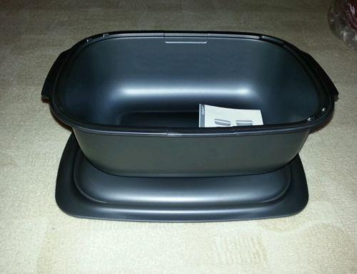 tupperware ultrapro 5 7 l kasserolle ebay. Black Bedroom Furniture Sets. Home Design Ideas