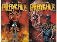 Preacher books 1-5