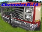 86 Chevy C10