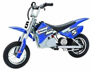 Razor Dirt Rocket MX350 24v Ride On Electric Off Road Dirt Bike Motorbike 14mph