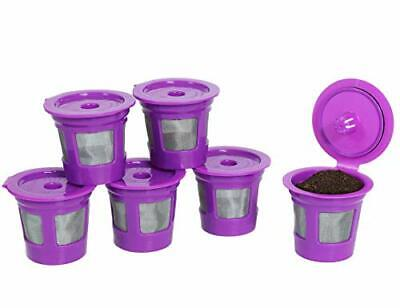 Perfect Pod Cafe Save 6Pk Reusable Refillable K-Cup Kcup Coffee Pods for Keurig