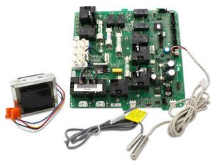 gecko - circuit board pcb kit mspa-1,2 & 4 w/ transformer