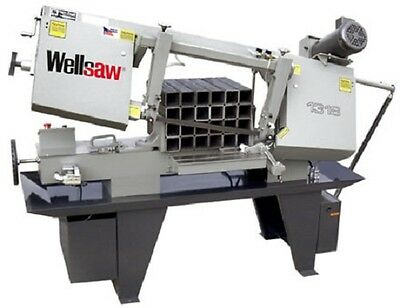 Wellsaw 1318 13 X 18 Band Saw Made In Usa