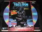 TV Shows Horror Movie LaserDiscs