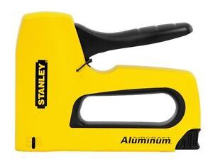 Stanley TR150 SharpShooter Heavy Duty Staple Gun New
