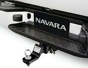 Nissan Navara D40 Towbar