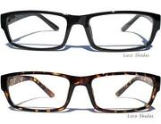 Fashion Glasses Clear Lens