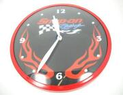Racing Wall Clock