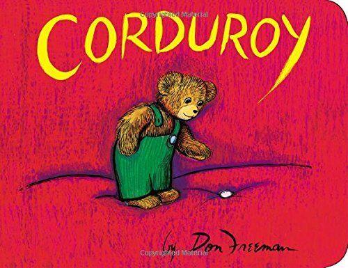 Corduroy By Don Freeman