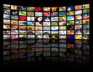 IPTV Subscription 1 Day 24h CA USA UK EURO ARABIC VOD Smart TV