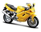 Ducati Diecast Motocross Vehicle