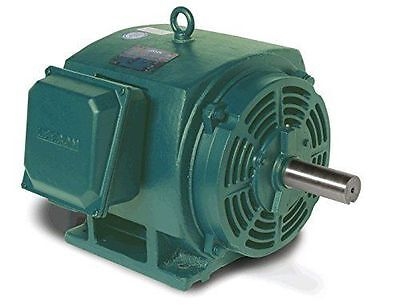 75hp 1780rpm 365t Frame 208-230460 Volts Open Drip Leeson Electric Motor 170029