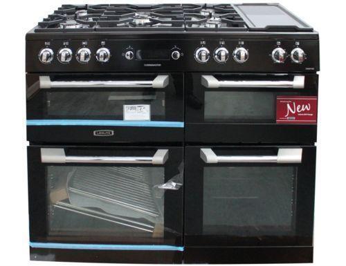 Dual Fuel Range Cooker 110 Ebay
