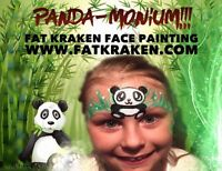 Glitter Tattoo, Face Paint, Balloon Animals and More!