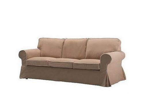 IKEA Ektorp 3 Seat Sofa Slipcover  eBay