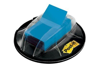 "Post-it Flags - Removable, Self-adhesive - 1"" - Blue - 200 / Pack (680HVBE)"