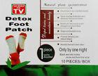 Alternative Remedies Detox Pads