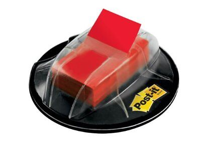 "Post-it Flags 680-hvrd - Removable, Self-adhesive - 1"" - Red - 200 / Pack"