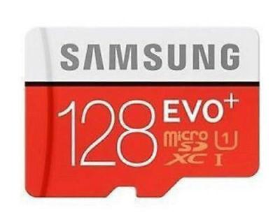 2018 NEW 128GB-EVO plus 128GB Micro SD SDHC SDXC 80MB/s UHS-I Class10 TF Card
