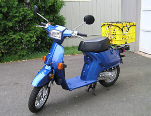 WANTED - Motor Scooter/Moped under 50cc