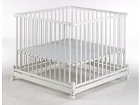 Geuther Wooden Play Pen - New