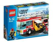 Lego Fire Engine