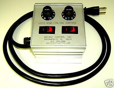 Bryant Bci Ed15-bh Dual Vibratory Feeder Control For A Bowl Hopper 15a115v